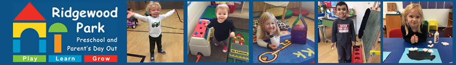 Ridgewood Park Preschool and Parent's Day Out